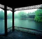 Yu Garden sceneray with beautiful artistic conception.