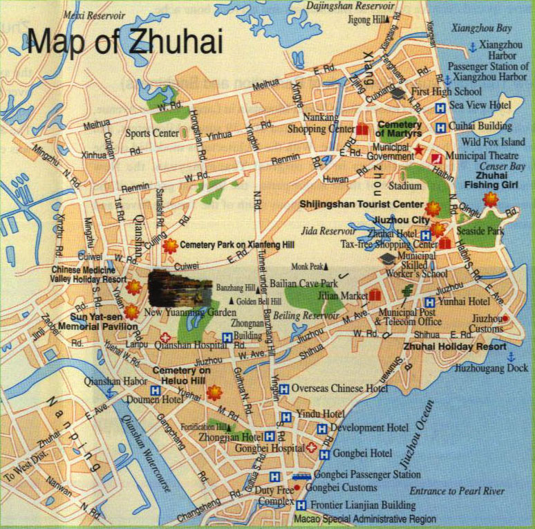 a personal recommendation of attractive tourist spots in zhuhai china This list of the best nightlife in hong kong has been compiled to (the tourist centre) is like the most well-known entertainment spots for foreigners are two.