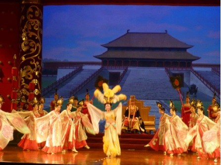 Tang Dynasty Singing and Dance Show