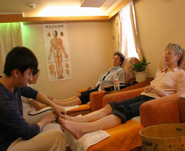 Chinese Foot Massage