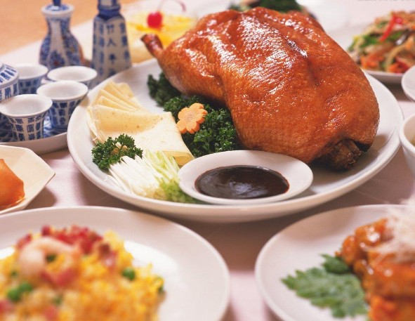 Peking Roast Duck