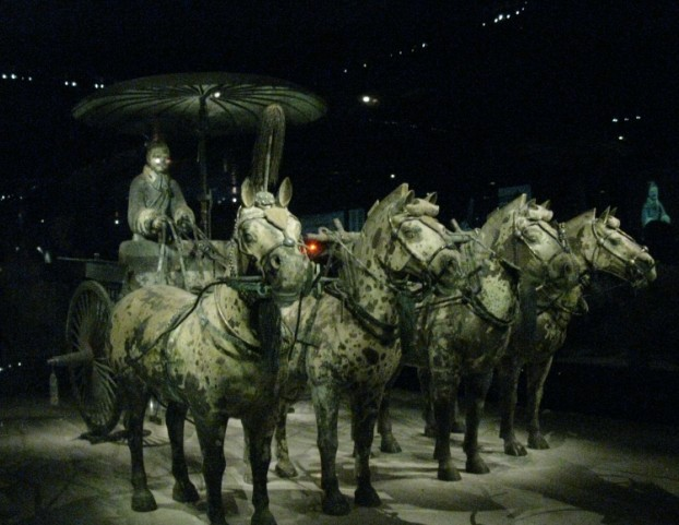 Terre-cotta Warriors and Horses